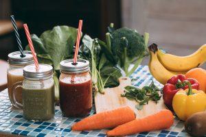 ビタミン 食物繊維 を積極的に摂ろう